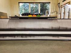 Piotr Kalinowski - canvas print - 350x80cm 2014 - Novotel Warsaaw Centrum conference foyer #2