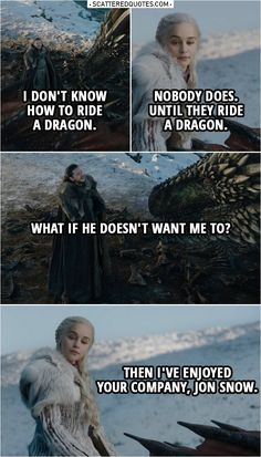 100+ Best 'Game of Thrones' Quotes | Scattered Quotes
