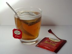 TWININGS REVIEW : the # Chai Almond tea (more photos on the blog)