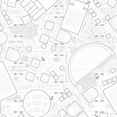 architectural-review:  Public Ground Polemic Architecture: Proposal of The New French Parliamentary Quarter