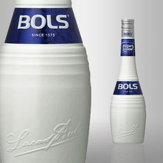 the Dutch brand Bols, known for its fine genever, introduced a Natural Yoghurt Liqueur. It's a creamy drink that tastes sour and sweet—just like the all-natural yogurt it's made from. The bottle even has a special coating that supposedly keeps the contents fresh without refrigeration. We had trouble figuring out exactly how to serve this creamy concoction, but we imagine it would work well in a boozy milkshake.