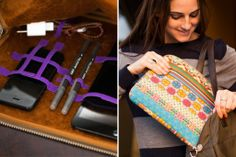 How to turn an Old Laptop Case into the Ultimate Travel Bag in Bag step by step DIY tutorial instructions 512x341 How to turn an Old Laptop ...