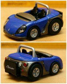 Renault Sport Spider《Blue》*Takara Choro Q