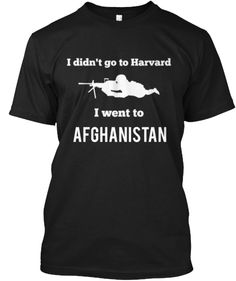 Limited Edition - i went to AFGHANISTAN | Teespring