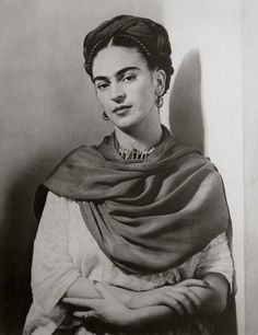 Nickolas Murray, Frida Kahlo, 1939