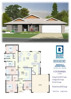 The Coolamara Free House Plans, House Floor Plans, Amazing Architecture, Architecture Design, Steel Framing, Circle House, Good House, Tiny House Living, Planer