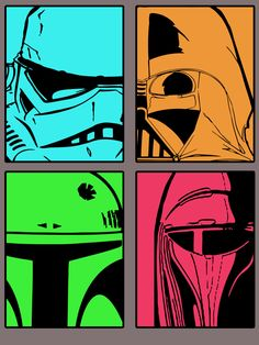 Helmets of Evil by ~AWESwanky on deviantART