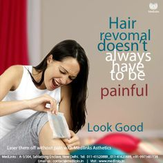 Gone are those days when it used to be a lot of pain while removing hair.
