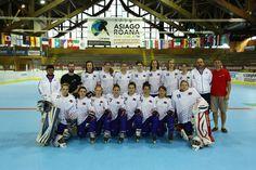 L'équipe de France de Roller Hockey Féminine termine 3ème du Championnat du Monde de Roller Hockey 2016 à Asiago. Félicitations !! #TeamBauer