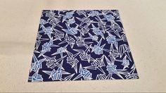 Paper for crane 1000