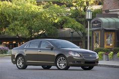#GM Recalls 437,000 Chevy Malibu Vehicles due to #Seatbelt Issue