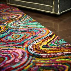 Recycled Cotton Lantern Rugs
