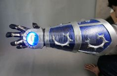 League of Legends Frosted Ezreal Gloves | Cosplaywho.com