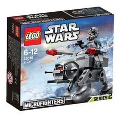 The Very Best LEGO Stocking Stuffer Ideas Ever!, the hunt for LEGO Stocking Stuffer Ideas? We have them - a lot of them! Your LEGO fans are going to love their stockings this year! Lego Star Wars, Star Wars Toys, Disney Star Wars, Lego City, Cool Lego, Cool Toys, Notice Lego, At At Walker, Lego Construction