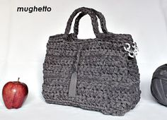borse uncinetto - crochet bag