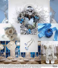 winter wedding ideas 2015 - Google Search