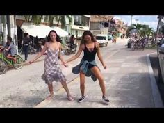 Just love this song Havana Camila Cabello Young Thug Dance Fitness -Melody DanceFit and just about mastered the cool dance moves myself, ha. Zumba Videos, Dance Music Videos, Young Thug Songs, Danse Salsa, Line Dance, Zumba Routines, Salsa Dancing, Dance Moves, Just Dance