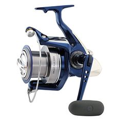 Daiwa EMCS6000A Emcast Sport Test Saltwater Spinning Fishing Reel, 25-40 lb, Blue *** Click image for more details.