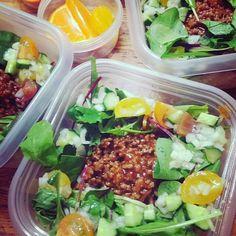 玄米とたっぷり野菜で - 39件のもぐもぐ - タコライス弁当 by rapin1216