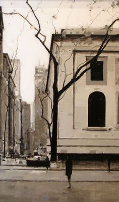 """Geoffrey Johnson, """"City Line"""" collection - there's something about this that i love"""