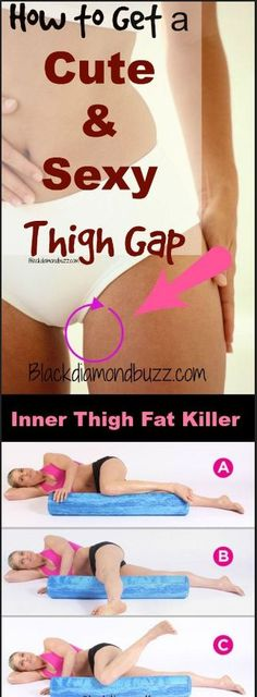 Get Rid of Inner Thigh Fat – 3 Simple Exercises To Get Rid of Inner Thigh Fat – Bustle