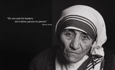 Paper dali blessed mother teresa of calcutta bendita madre teresa Christopher Hitchens, Mother Teresa Quotes, Quote Of The Week, Blessed Mother, Atheism, Great Love, Nice, Life Lessons, Decir No