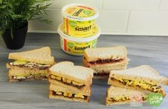 31 Healthy Sandwich Ideas for Kids | Stay at Home Mum #Tablelands