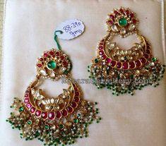 Gold Jewelry Buyers Near Me Indian Jewelry Earrings, Silver Jewellery Indian, Indian Wedding Jewelry, Indian Jewellery Design, India Jewelry, Ear Jewelry, Antique Earrings, Gold Jewelry, Jewellery Designs