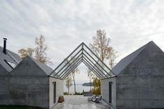 Stockholm, Sweden Summerhouse Lagnö Tham & Videgård Arkitekter