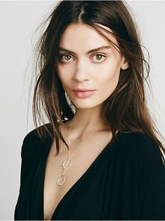 Free People Eclipse Lariat Necklace, $78.00