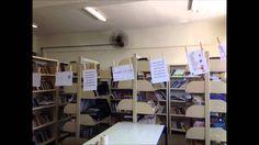 Sala de Leitura - Diretoria de Ensino de Americana - Município de São Paulo - Escola Sonia Aparecida Bataglia Cardoso Profa.