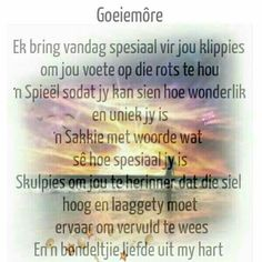 Good Morning Wishes, Good Morning Quotes, Evening Greetings, Goeie More, Afrikaans, Friendship Quotes, Faith, Sayings, Motivational