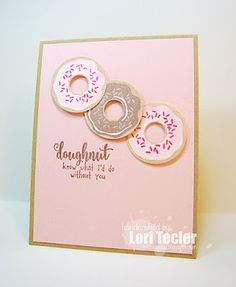 Doughnut Know What I'd Do card-designed by Lori Tecler/Inking Aloud-stamps from Waltzingmouse Stamps