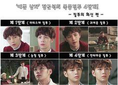 [article] 'The Pretty Man' Jang Keun Suk, IU-Lee Jang Woo What should we do ' 4 stages of jealousy'