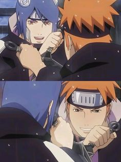 There really isn't another anime couple nearly as perfect as Yahiko and Konan