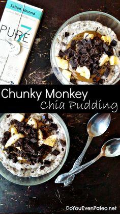 Chunky Monkey Chia P