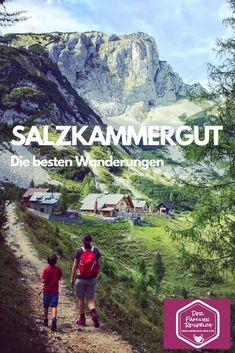 --> SALZKAMMERGUT WANDERUNG - die besten Touren zum wandern Bergen, Places To See, Mount Everest, Travel Destinations, Road Trip, Messages, Mountains, City