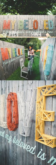Wedding Nails Rustic String Art Ideas For 2019 backdrop pallet Wedding Themes, Wedding Designs, Wedding Decorations, Wedding Ideas 2018, Yard Decorations, Wedding Anniversary Photos, Photos Booth, Background Diy, Backdrops