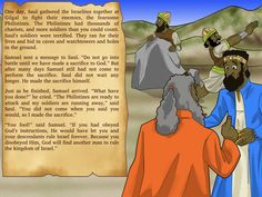 Free Bible Lesson Plans, Cartoons, and Puzzles for parents and teachers. Learn about the Witch of Endor, the danger of witchcraft, and King Saul. Witch Of Endor, Bible Stories For Kids, Free Bible, Bible Lessons, Witchcraft, Lesson Plans, Memes, Life, Israel