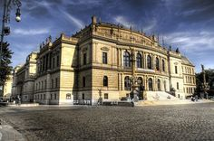 RUDOLFINUM (music auditorium)