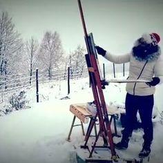 zimowy plener  Magdalena Nahirny