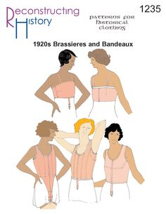 99 best jazz age lawn party inspo images vintage fashion fashion 1920s Picnic Art 1920s brassieres and bandeaux lingerie sewing pattern 17 56 at vintagedancer 1920s dress dress
