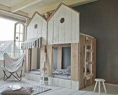+ #wood #duplex #multifunctional