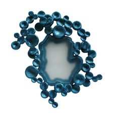 Justyna Stasiewicz - Brooch 3D print, acrylic glass, steel
