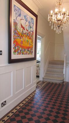 lincrusta dado panel wilmslow wallpaper pinterest. Black Bedroom Furniture Sets. Home Design Ideas
