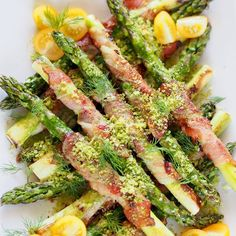 Kurczak teriyaki | Smaczna Pyza Tuna, I Foods, Pasta Salad, Asparagus, Grilling, Food And Drink, Fish, Vegetables, Ethnic Recipes