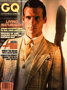 Gentlemen's Quarterly, March 1978