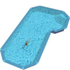 l shaped pools - Google Search