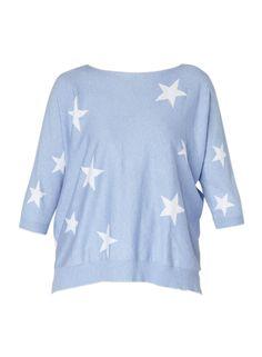 Zaket & Plover - Intarsia Star Knit
