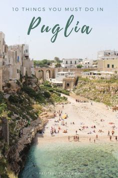 Planning a trip to Puglia? Discover the best towns to visit, where to stay and things to do in Puglia. Places To Travel, Places To See, Travel Destinations, Italy Travel Tips, Sicily Travel, Spain Travel, Travel Europe, Reisen In Europa, Southern Italy